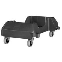 Transportroller für Wertstoffsammler Rubbermaid Slim Jim®, Kunststoff