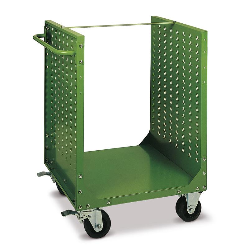 Transportwagen für CNC-Werkzeuge
