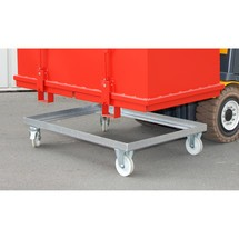 Transportwagen für Klappbodenbehälter Duo & Trio