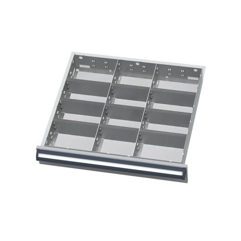 Trenn- und Steckwände für Schränke, Schubladen-Innenmaß BxT 500 x 450 mm