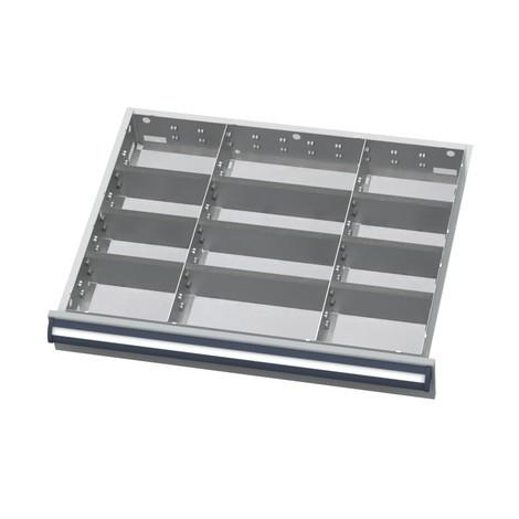 Trenn- und Steckwände für Schränke, Schubladen-Innenmaß BxT 600 x 450 mm