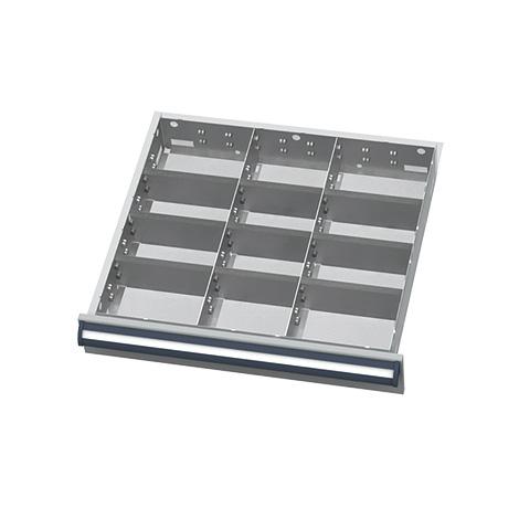 Trenn- und Steckwände, Für Schubladen BxT mm: 600x575 mm,
