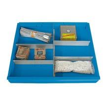 Trenn- und Steckwände für Schubladenschrank PAVOY