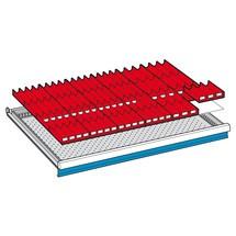 Trennwand-Einsatz für LISTA Schubladenschränke