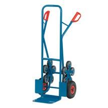 Treppenkarre fetra®, 5-armiger Radstern