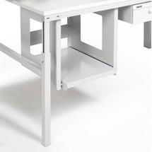 TRESTON ausziehbarer Stahlboden für Drucker