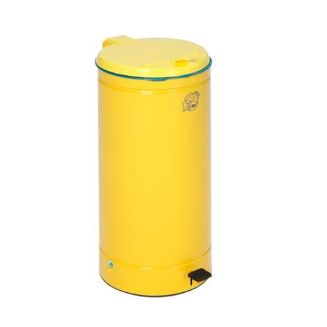 Tret-Abfallsammler Euro-Pedal, 60 Liter