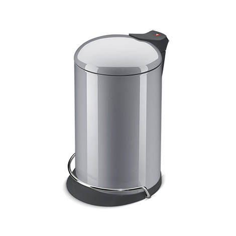 Tret-Abfallsammler, Volumen 14 Liter, H x Ø mm: 460 x 260