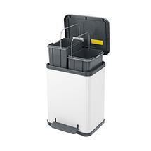 Tret-Wertstoffsammler, 2 x 11 Liter, BxTxH mm: 320 x 250 x 440