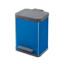 Tret-Wertstoffsammler Hailo®, gedämpfter Schließmechanismus