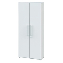 Tür für Regal Fresh mit 3 Ordnerhöhen. Breite 400 mm