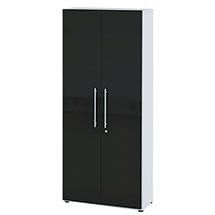 Tür für Regal Fresh mit 5 Ordnerhöhen. Breite 300 mm
