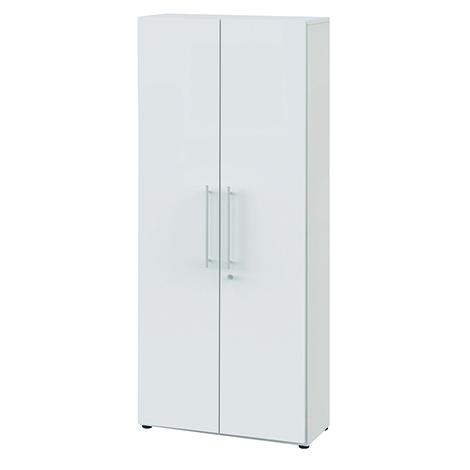 Tür für Regal Fresh mit 5 Ordnerhöhen. Breite 800 mm