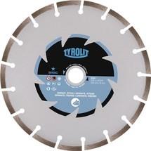TYROLIT Diamanttrennscheibe Basic D. 115 mm, für Granit