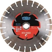 TYROLIT Diamanttrennscheibe Premium, D. 115 mm, für Beton