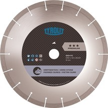 TYROLIT Diamanttrennscheibe TRYOLIT Premium, D. 115 mm, superdünn, für Granit