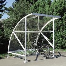 Überdachung SWING im Rundbogen-Design