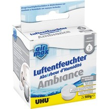 UHU® Luftentfeuchter Air Max Ambiance
