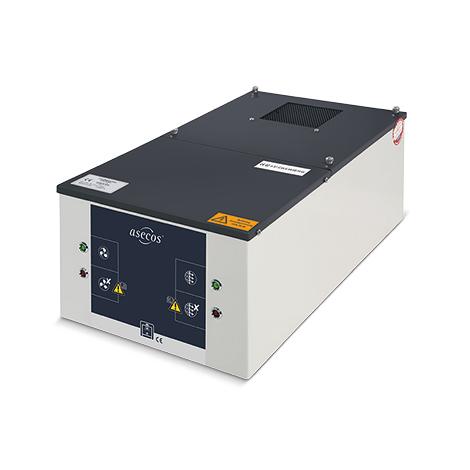 Umluftfilteraufsatz für Feuerbeständiger Gefahrstoffschrank S-CLASSIC/Typ 90