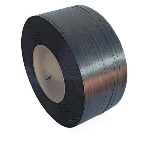 Umreifungsband aus PP, gewaffelt/geprägt, Kern-Ø 200 mm