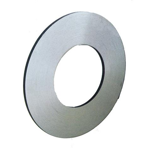 Umreifungsband aus Stahl mehrlagig. Gewachst + gebläut, Breite bis 19mm