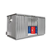 Umweltcontainer, HxBxT 4050x2170x2300mm, WGK-Klassen 1-3