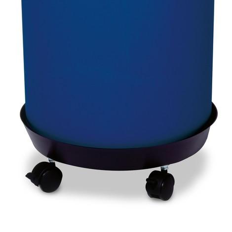 Underrede med hjul för sopbehållare VAR® 50 liter