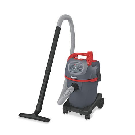 Universal - Grobschmutzsauger STARMIX ®. Nass + trocken 1200 Watt