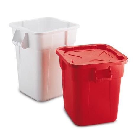Universalcontainer Rubbermaid®, Kunststoff, quadratisch