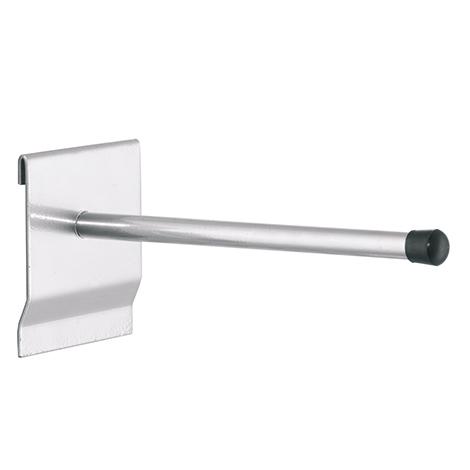 Universalhalter rund für Schlitzplatten. Ø 12mm