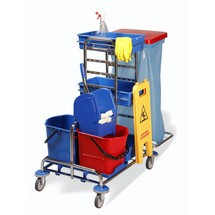 Univerzální čisticí vozík