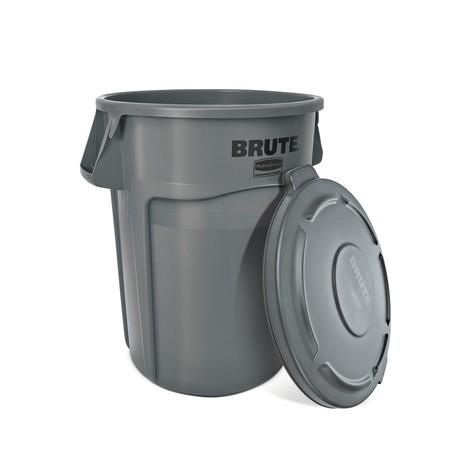 Univerzální kontejner Rubbermaid®, plast, kulatý