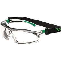 UNIVET Schutzbrille 506 UP Hybrid