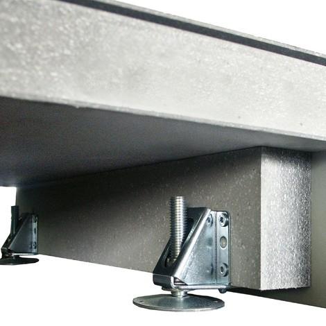 Untertisch-Sicherheitsschrank Typ 90