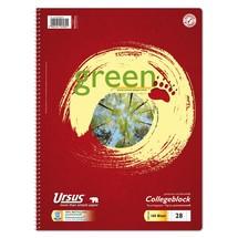 Ursus Green Collegeblöcke A4 klimaneutral