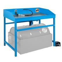Urządzenie czyszczące do niewielkich części Premium, doskonale sprawdza się w przypadku beczek o pojemności 200 l