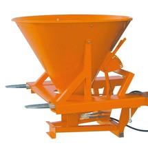 Urządzenie do rozsypywania do wózków widłowych