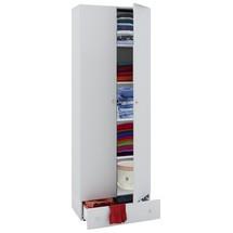 Vandol I multifunctionele garderobe met deuren en lade