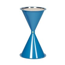 VAR® CLASSIC pedestal ashtray, plastic