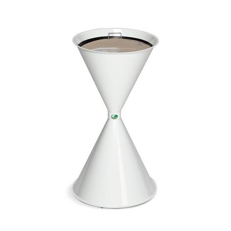 VAR® CLASSIC pedestal ashtray, steel