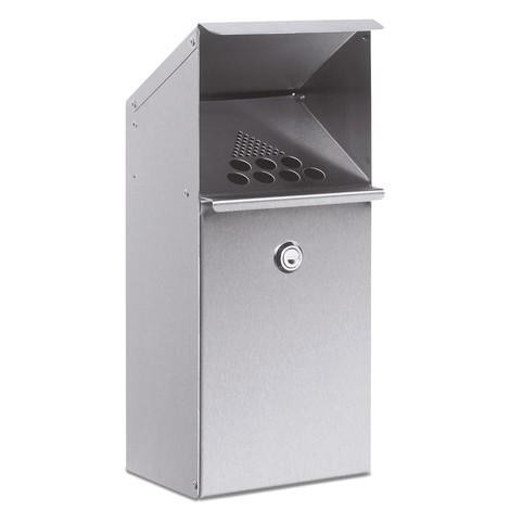 VAR® stainless steel ashtray
