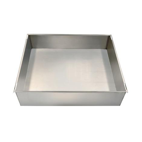 Vasca di raccolta per armadi in acciaio inox stumpf®