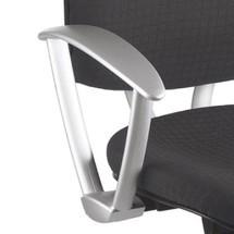 Vaste armleuningen voor bureaustoel met/zonder hoofdsteun