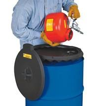 Vatentrechter asecos® uit polyethyleen