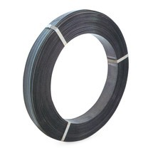 Vázací páska ocelová, voskovaná + modřená, vícevrstvá