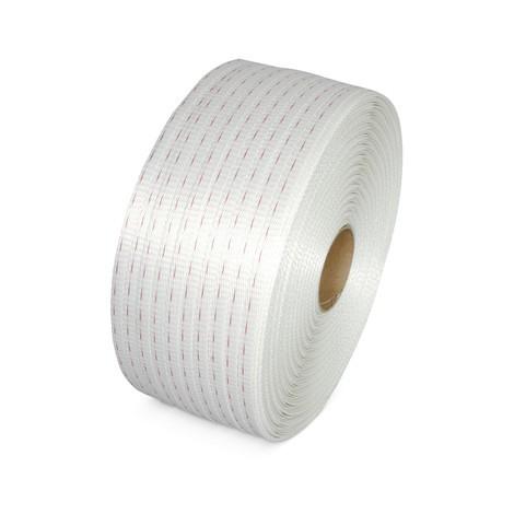 Vázací páska PET, tkaná, Ø jádra 76mm