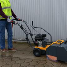 Veegmachine Basic Sweeper 60