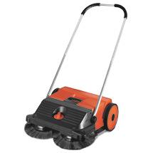 Veegmachine Haaga ® Top Sweep. Handmatig, veegbreedte 55 cm