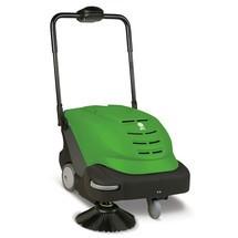 Veegmachine IPC Gansow® Genius Junior. Elektrisch, veegbreedte 62,5 / 82,5 cm