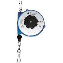 Veerbalancer/balancer, capaciteit 0,5 - 4 kg